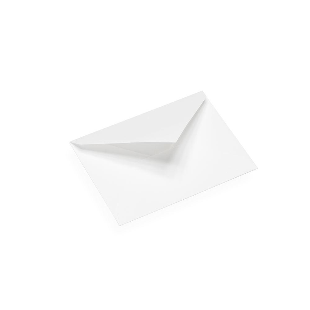 Couvert, Baumwollpapier, white