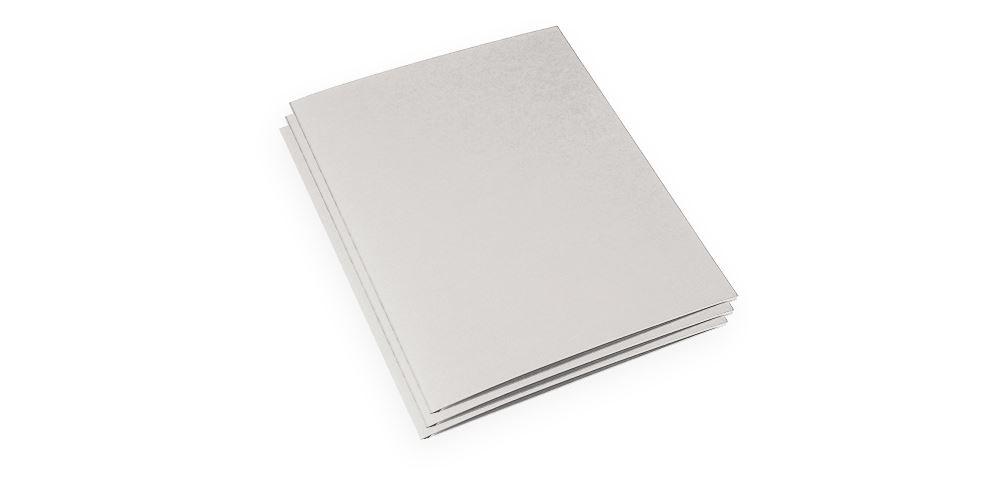 Chemise en Papier, Blanc