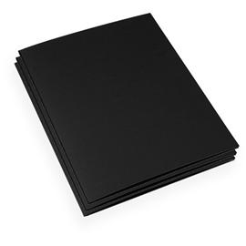 Papiermappe, Black