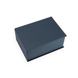 Box, Smoke Blue