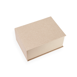 Box, Sand Brown