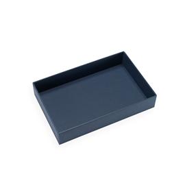 Cardboard Box, Smoke Blue