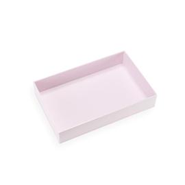 Boite en carton, Dusty Pink