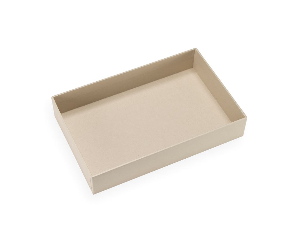 Boite en carton, Sand Brown