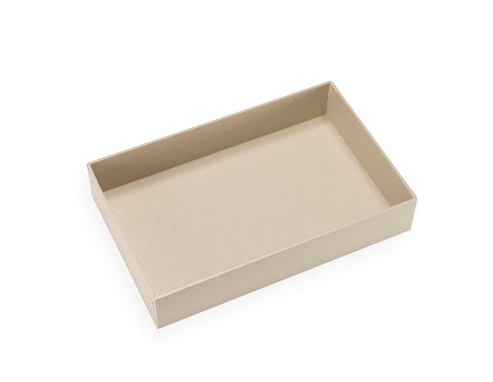 Cardboard Box, Sand Brown