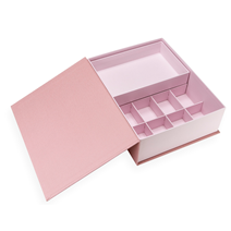 Box Collector, Dusty Pink