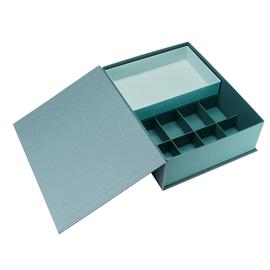 Samlarbox, Dimgrön