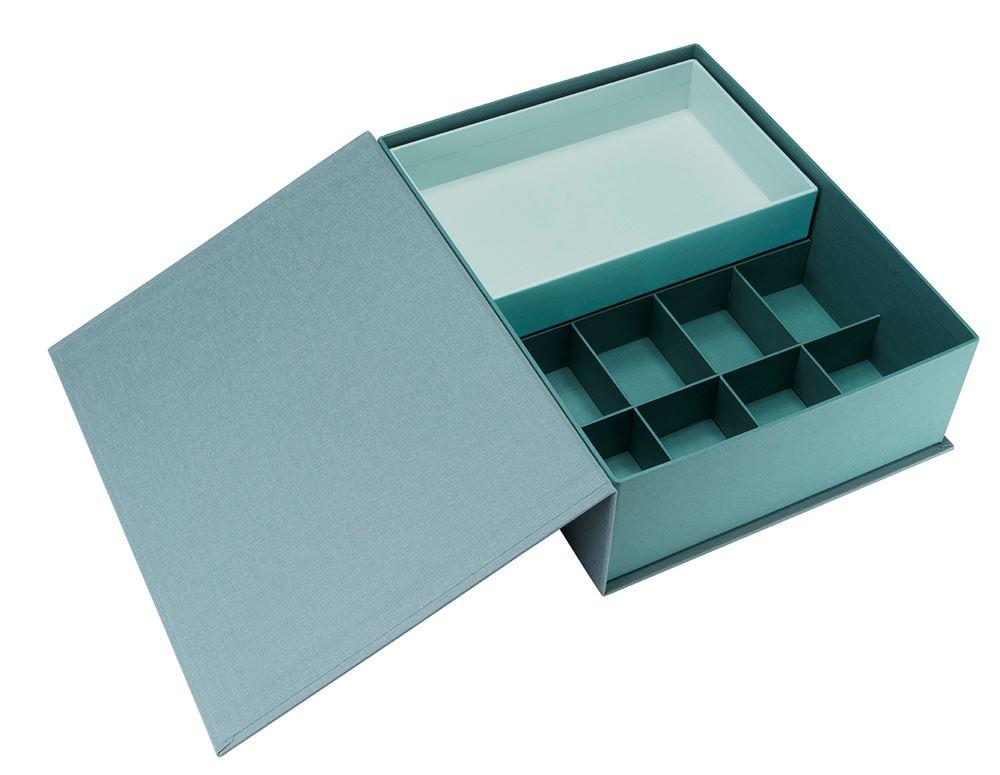 Boîte pour collectionneur, Dusty Green
