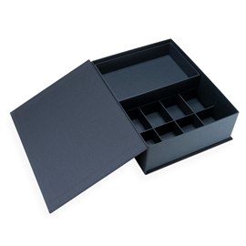 Box Collector, Smoke Blue