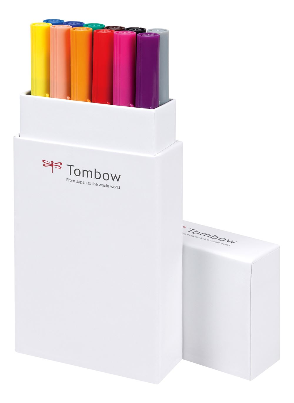 Tombow ABT Dual Brush 12-set
