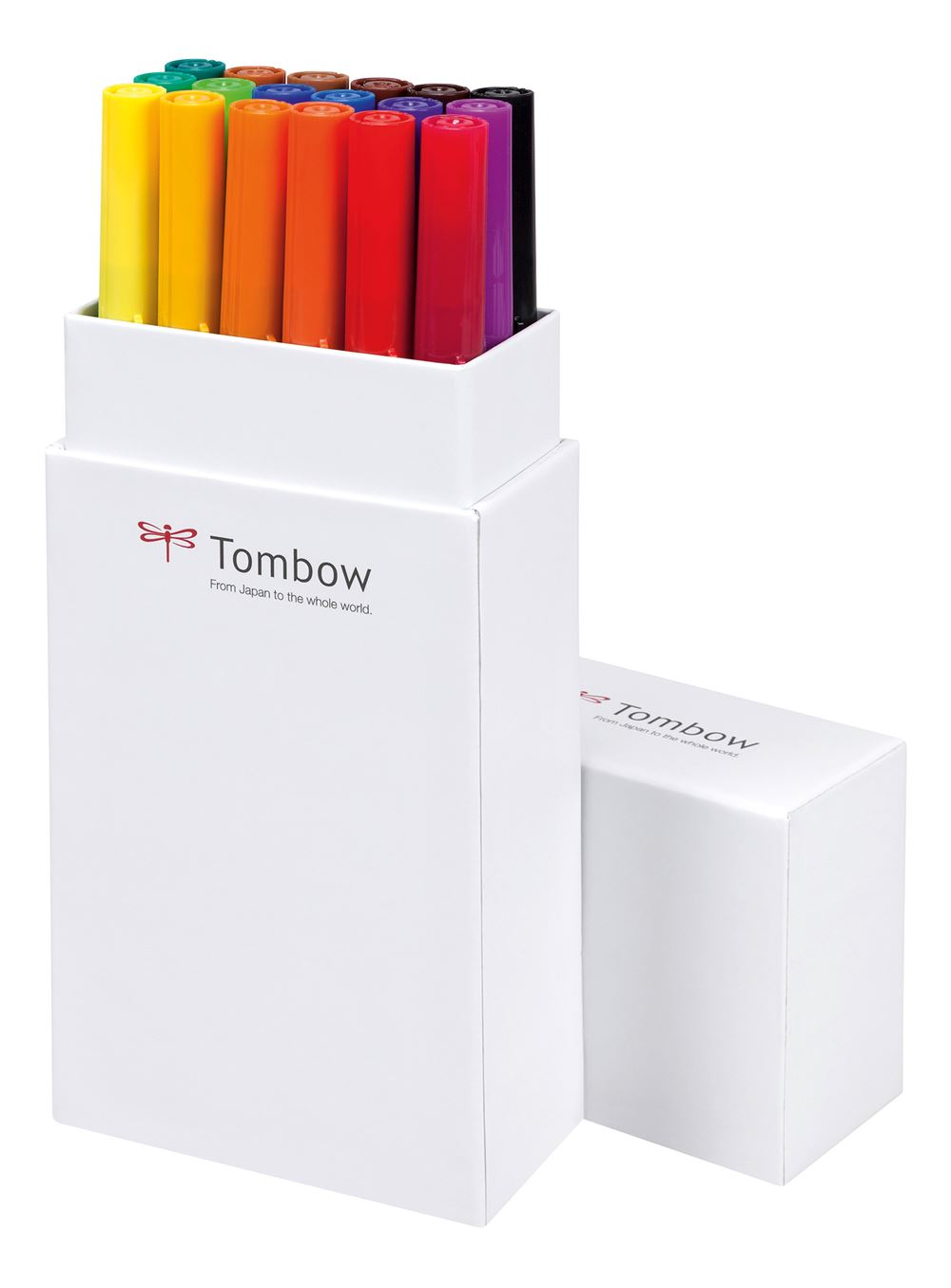 Tombow ABT Dual Brush 18-set