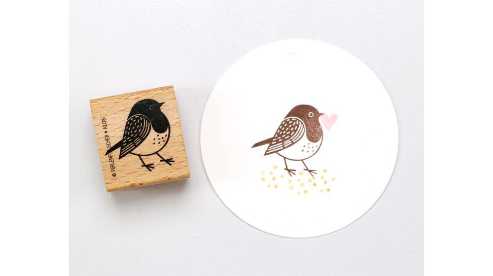 Stamp Robin, Medium A208