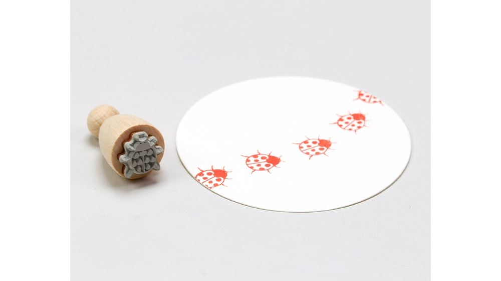Tampon, coccinelle 2