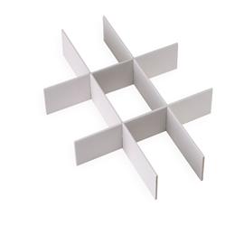 Box Divider, Pebble Grey