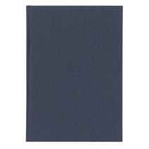 Carnet en toile, Smoke Blue