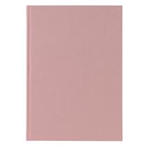 Notizbuch gebunden, Dusty Pink
