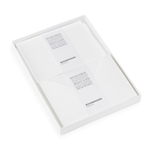 Stationery kit, White