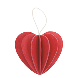 Lovi Heart, Bright red