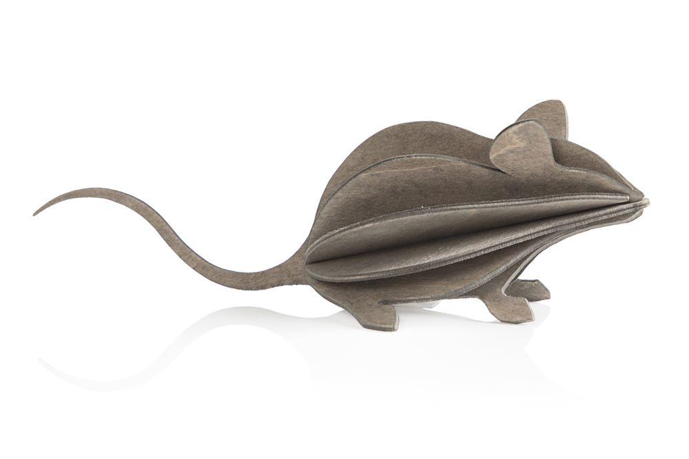 Lovi Maus, Grau