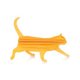 Lovi Katze, Warmes Gelb