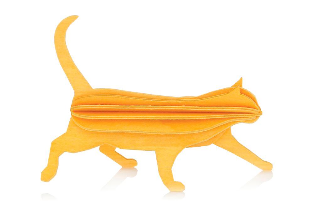 Lovi Cat, Warm yellow