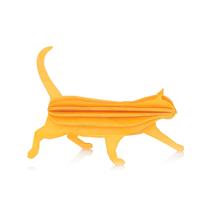 Lovi Chat, jaune vif