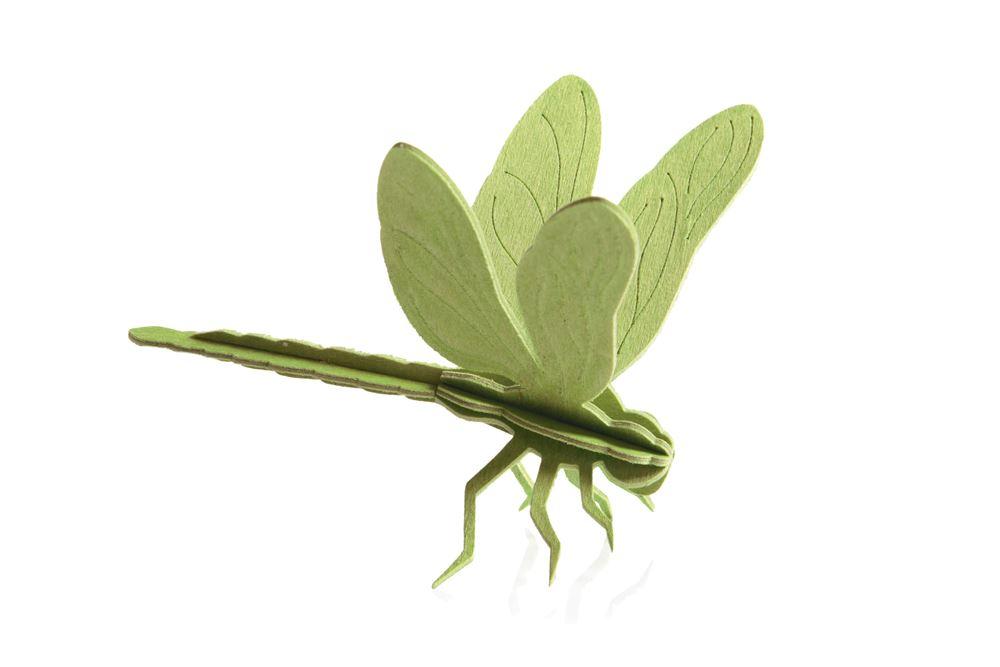 Lovi Dragonfly, Light green