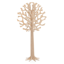 Lovi Tree, Natural Wood