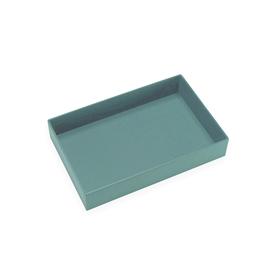 Cardboard Box, Dusty Green