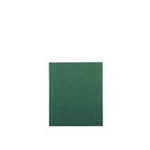 Carnet toilé, Clover Green