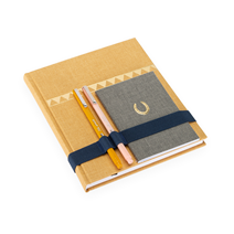 Writing kit, Skåne Gold and Gold - Get the Gallop