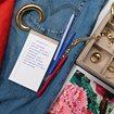 Shopping list, Sand Brown