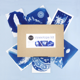 PAR Cyanotype Set - Papier