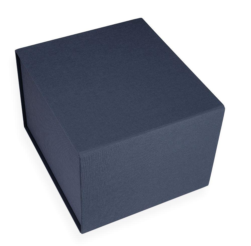 Entrée Box, Smoke Blue