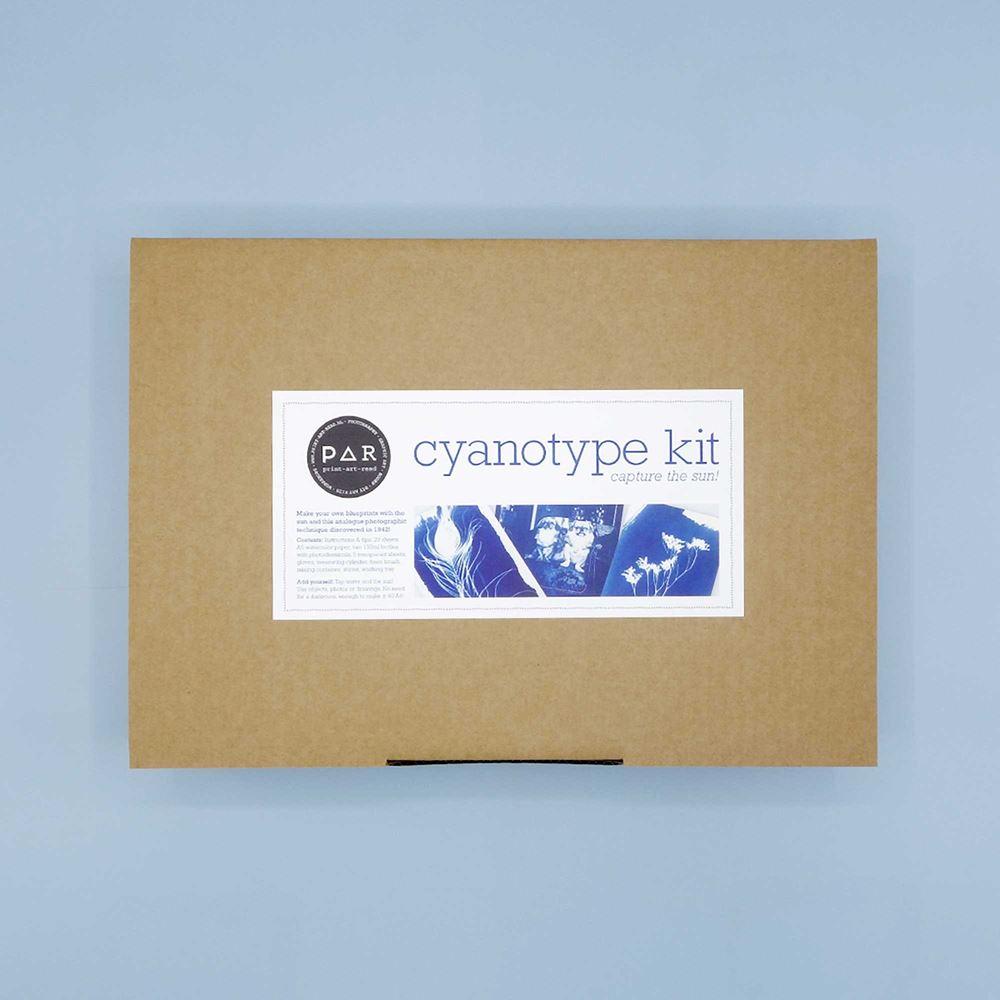 PAR Cyanotype Kit - Paper
