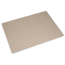 Placemats 2-pack, Sand Brown