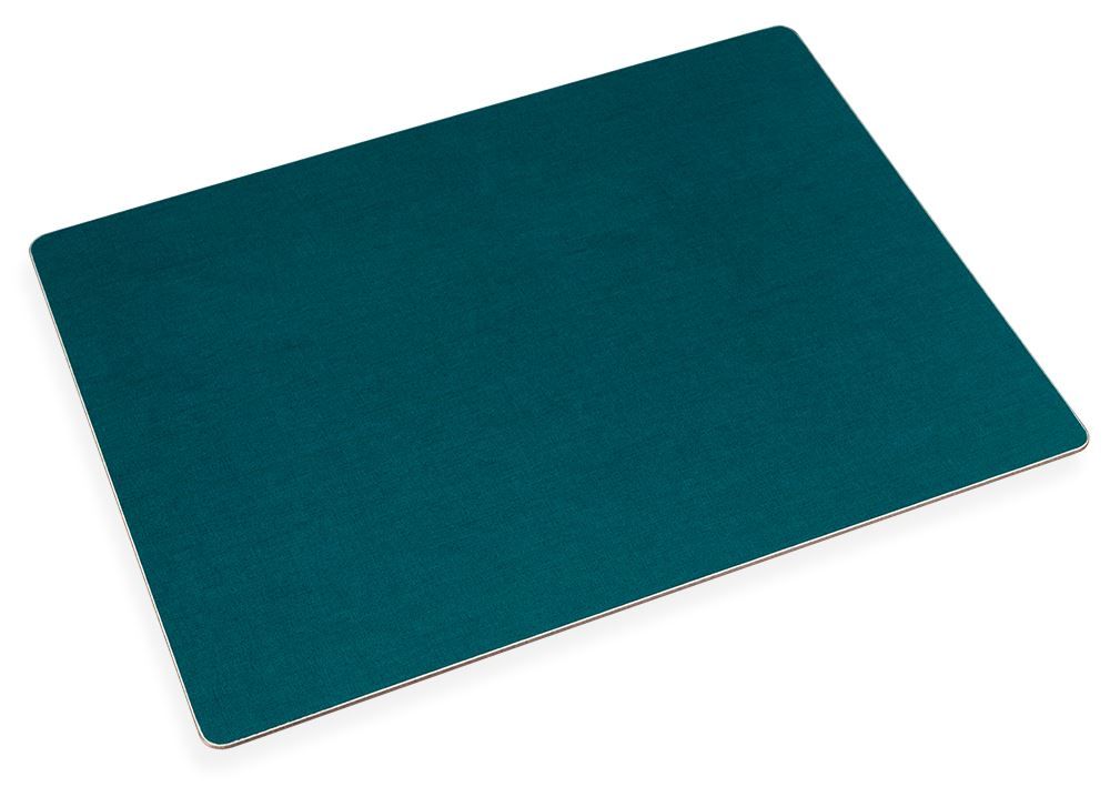 Placemats 2-pack, Emerald Green