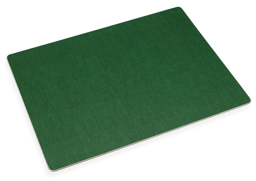 Placemats 2-pack, Clover Green