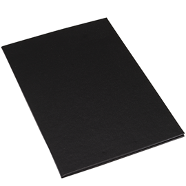 Porte-menu, Black