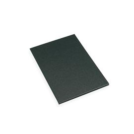 Menu Folder, Spruce Green