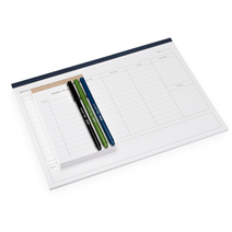 Planning kit, Smoke Blue and Sand Brown