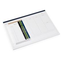 Planning kit, Smoke Blue und Sand Brown