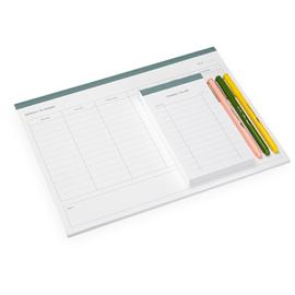 Planning kit, Dusty Green