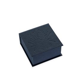 Box with lid, Tuvor, Smoke Blue