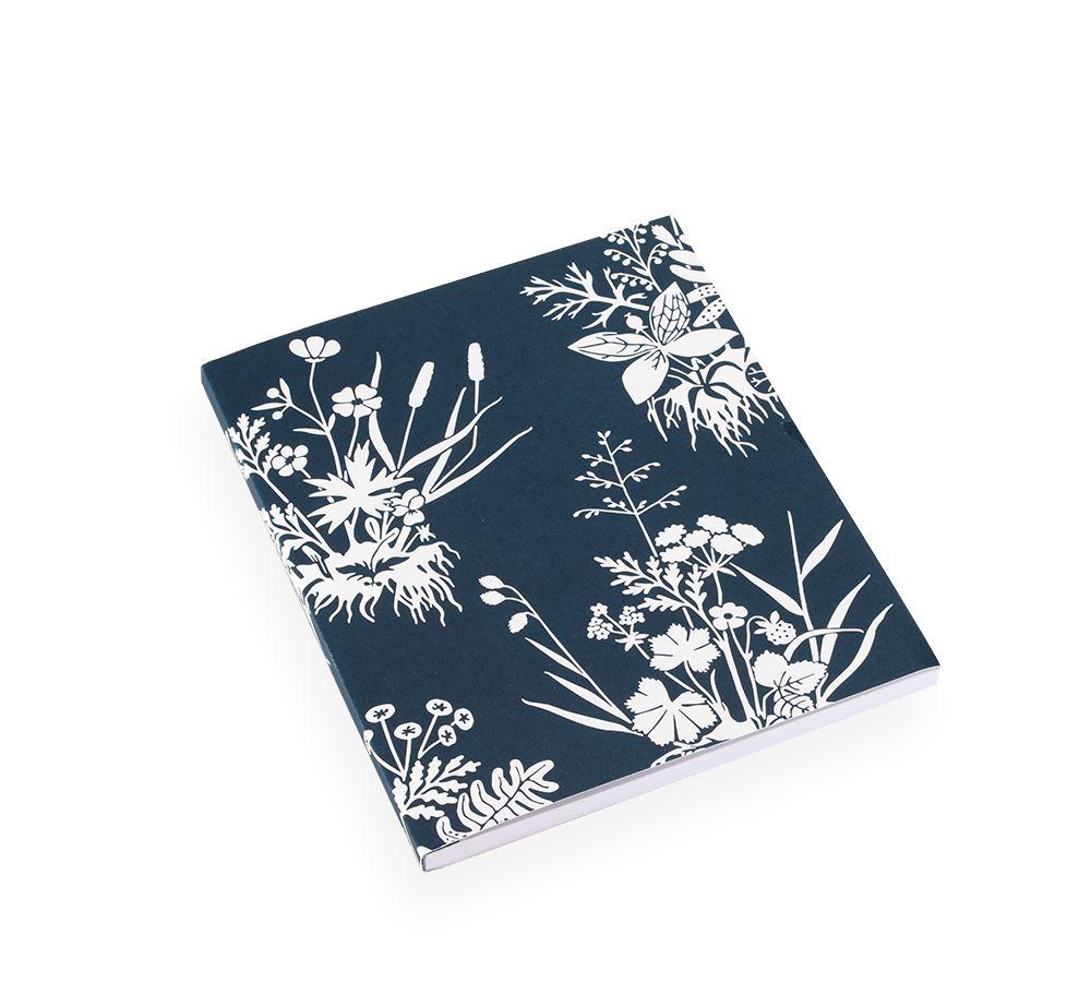 Notebook Soft Cover, Tuvor, Smoke Blue