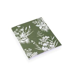 Notebook Soft Cover, Tuvor, Pine Green