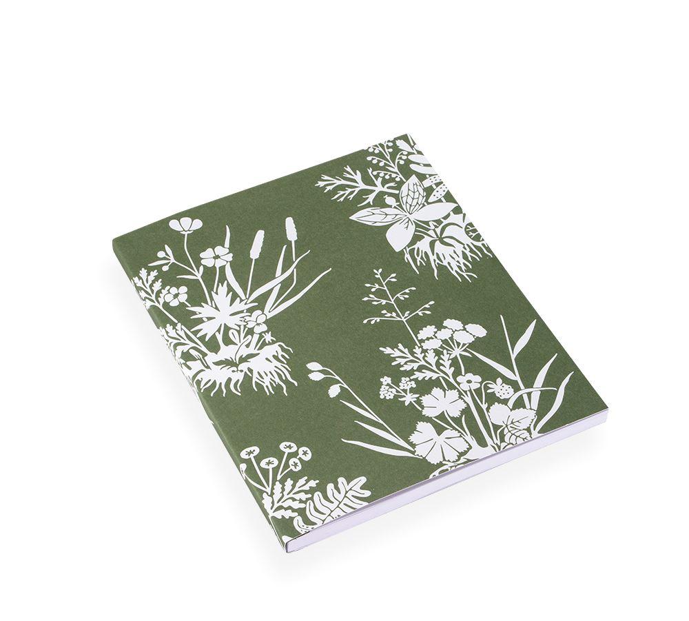 Notizbuch Soft Cover, Tuvor, Pine Green