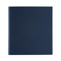 Vävklätt Fotoalbum, Midnattsblå