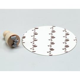 Stamp Birch pattern