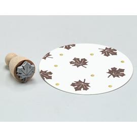 Stamp Maple Leaf